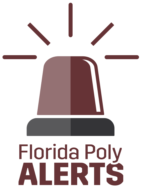 Florida Poly alerts icon