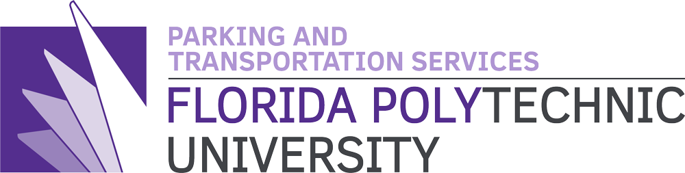 Parking and Transportation logo