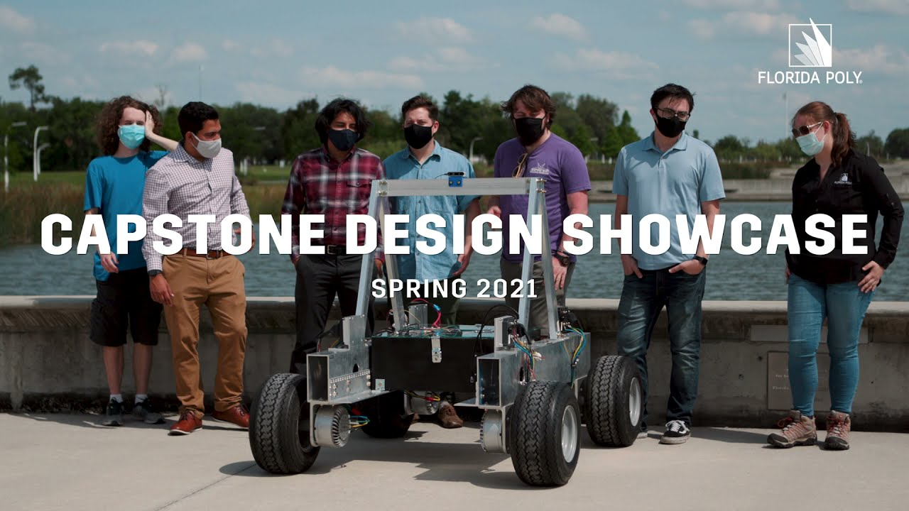 Capstone Design Showcase Spring 2021
