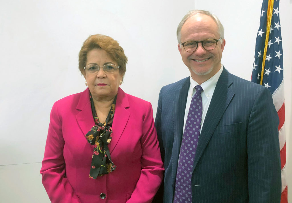Florida Poly grows international partnerships with Dominican Republic alliance