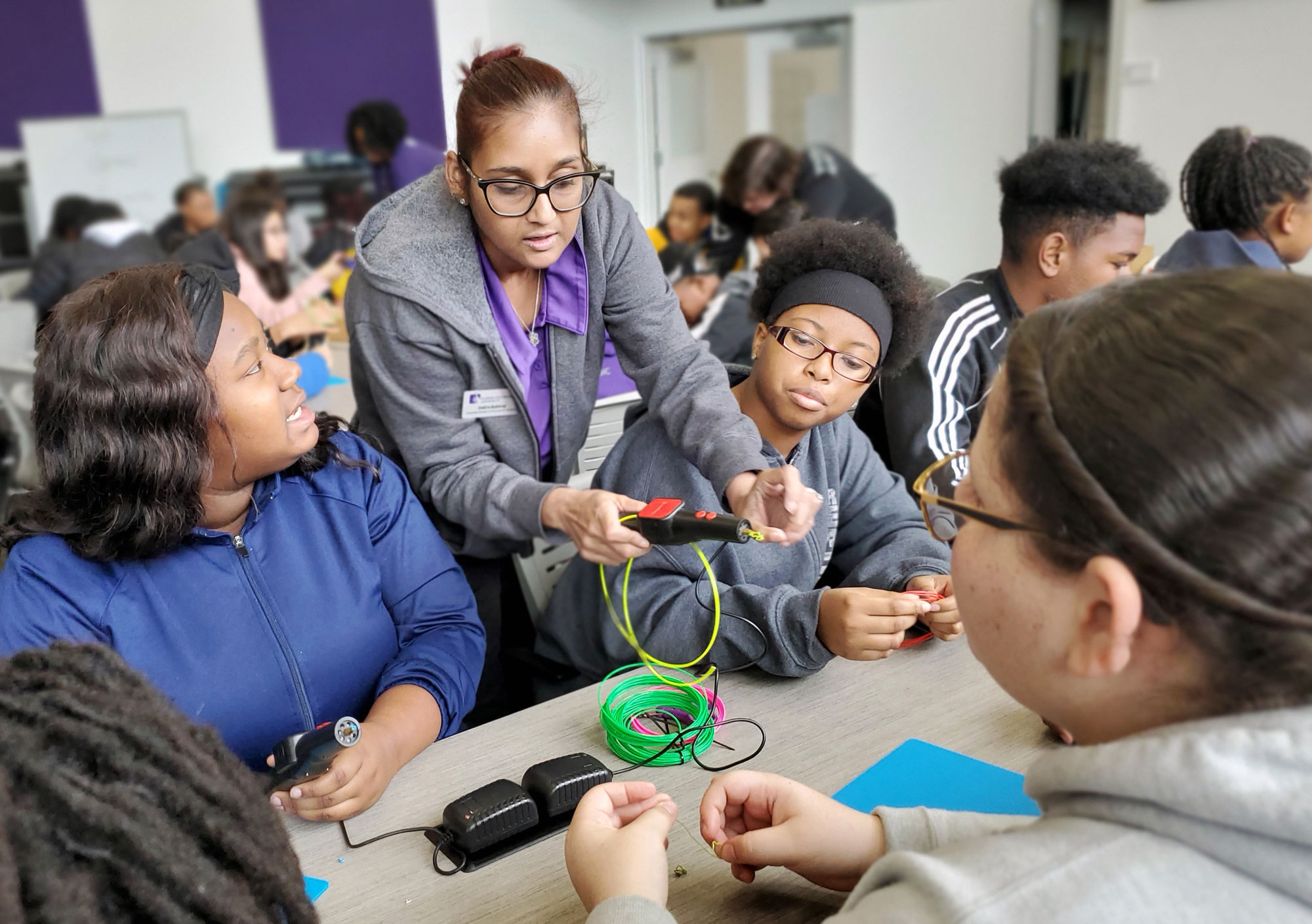 Outreach program highlights STEM at Florida Poly