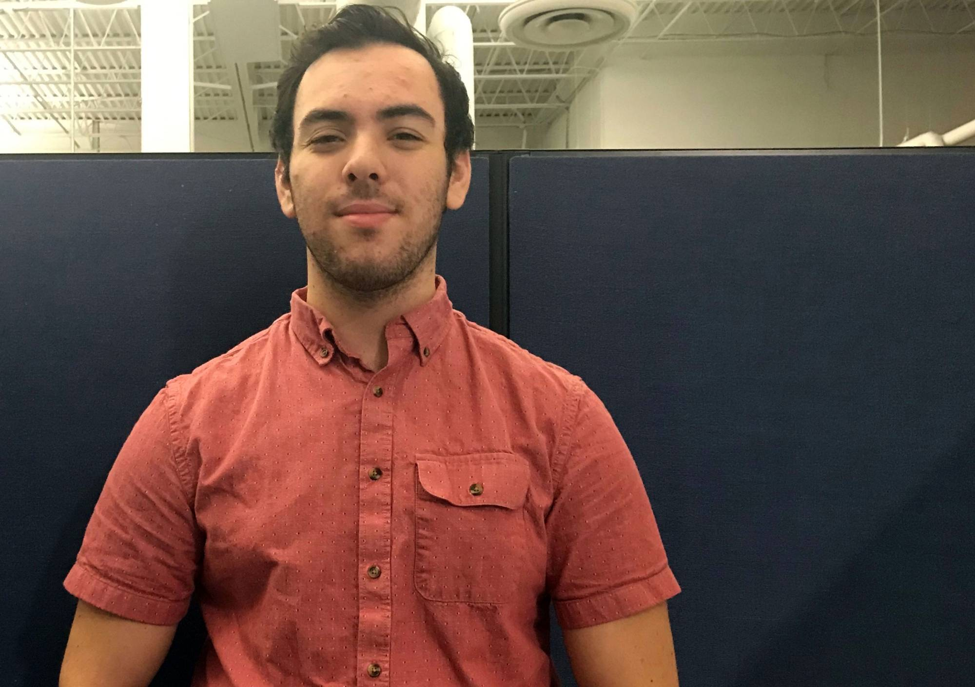 Internship crystallizes the future for mechanical engineering student