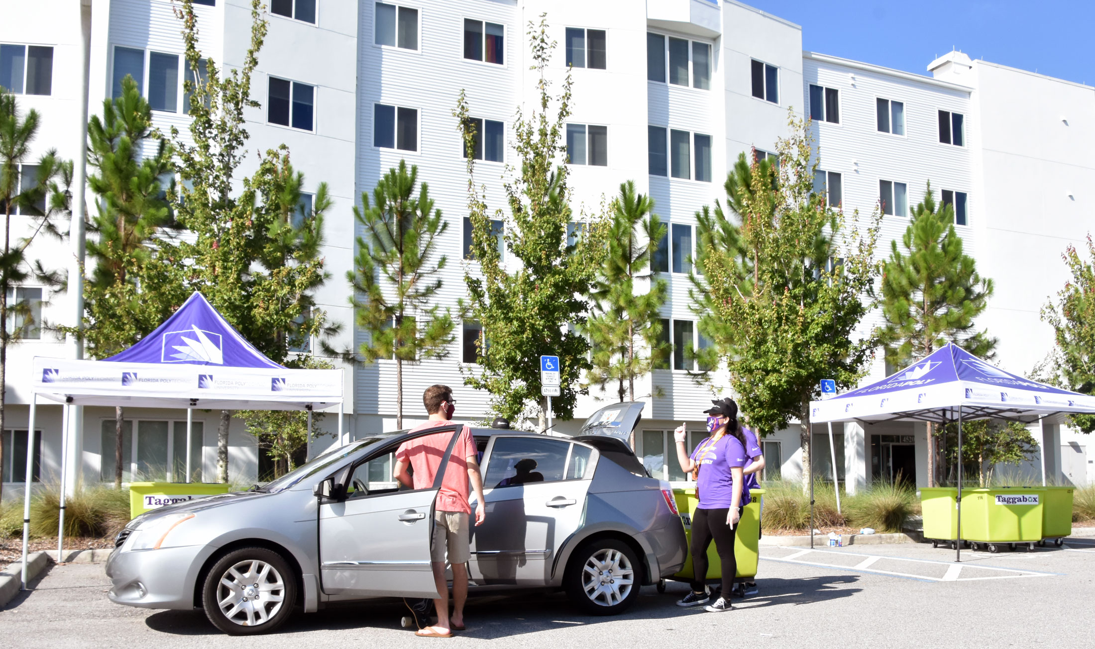 Move-in begins at Florida Poly with new COVID-19 precautions