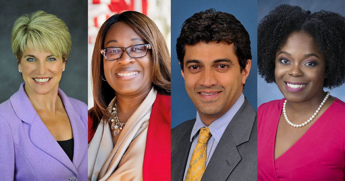 Florida Poly Board of Trustees welcomes four new prominent appointments