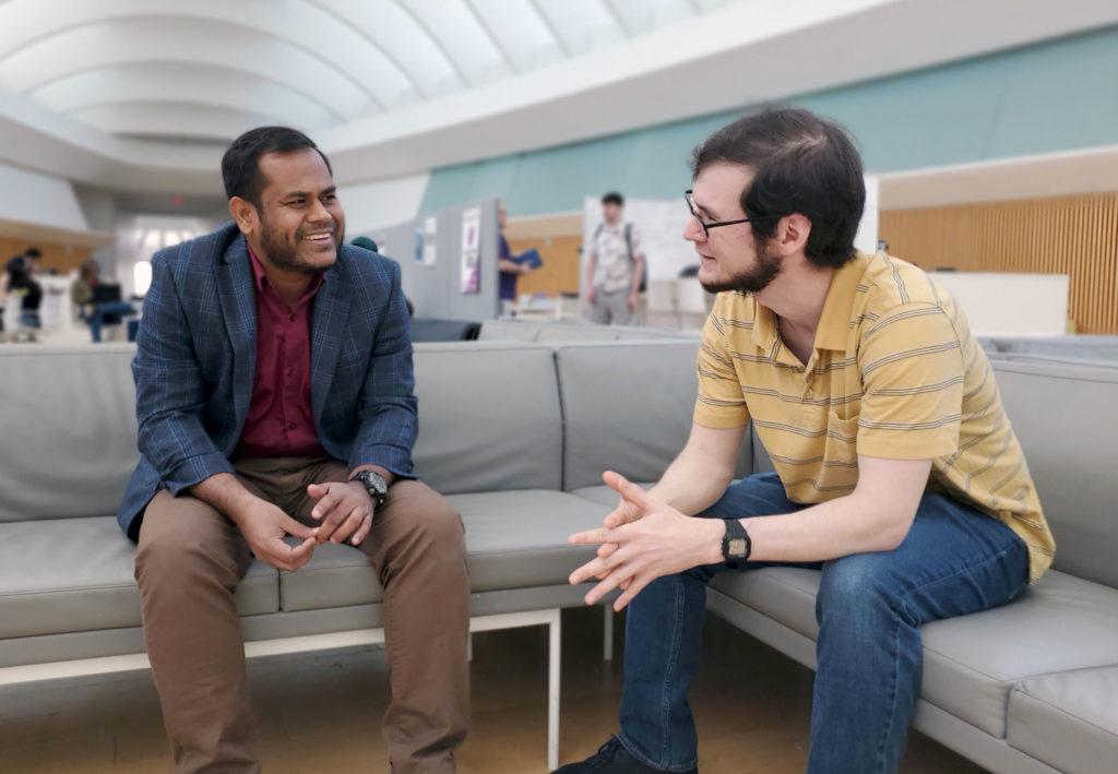 Professor prioritizes mentorship for student success