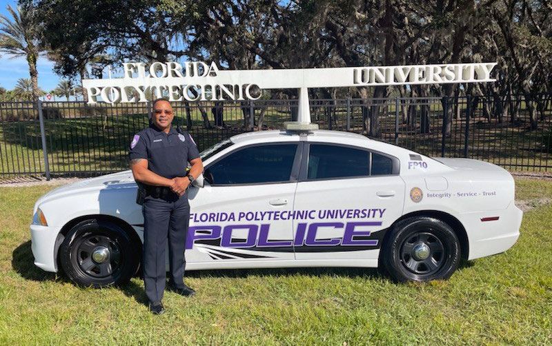 Florida Poly Police build safety through community