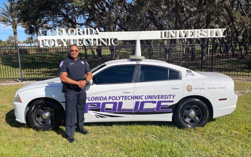 Florida Poly Police build safety through community