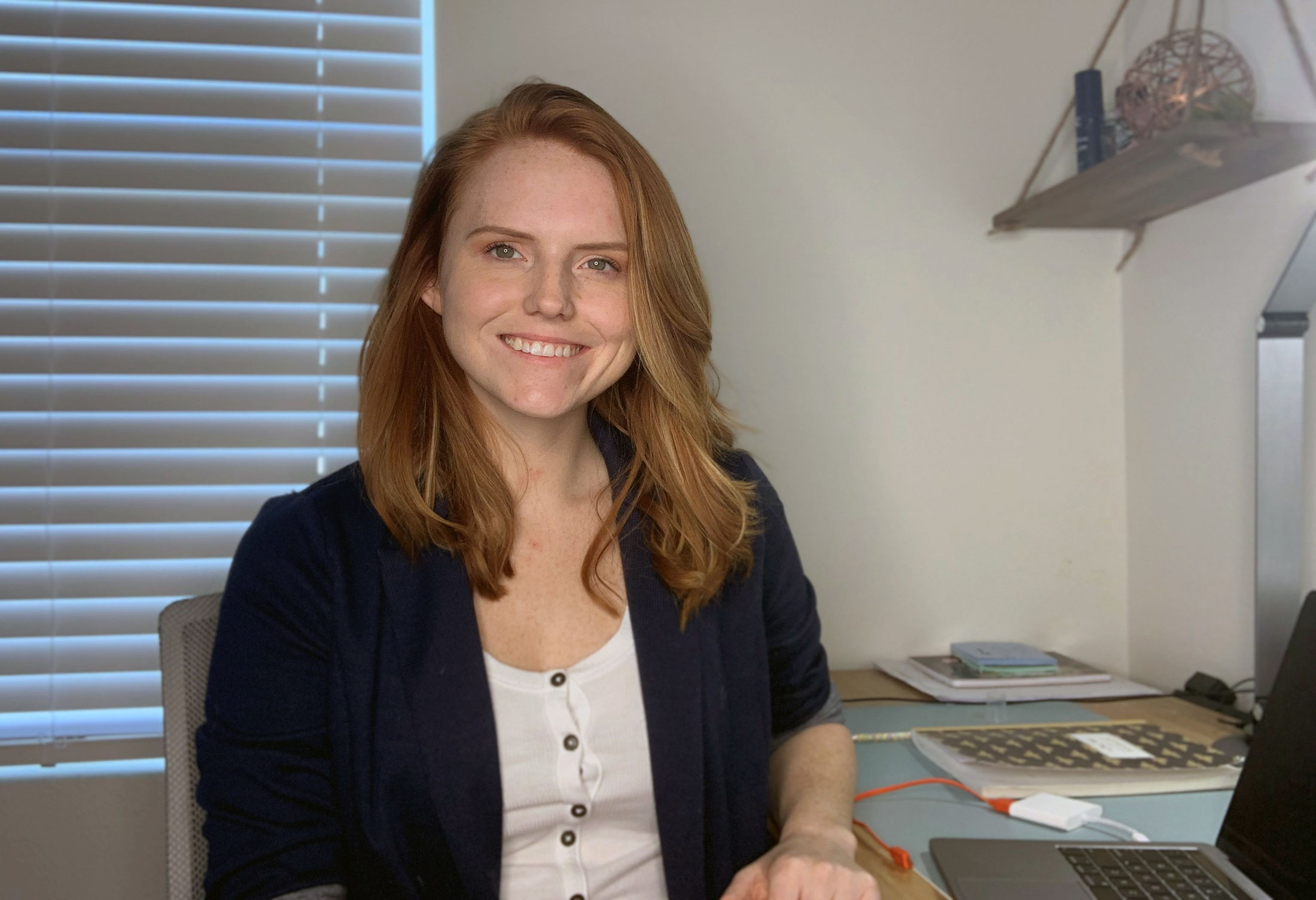 Grad student finds success, support with faculty mentor
