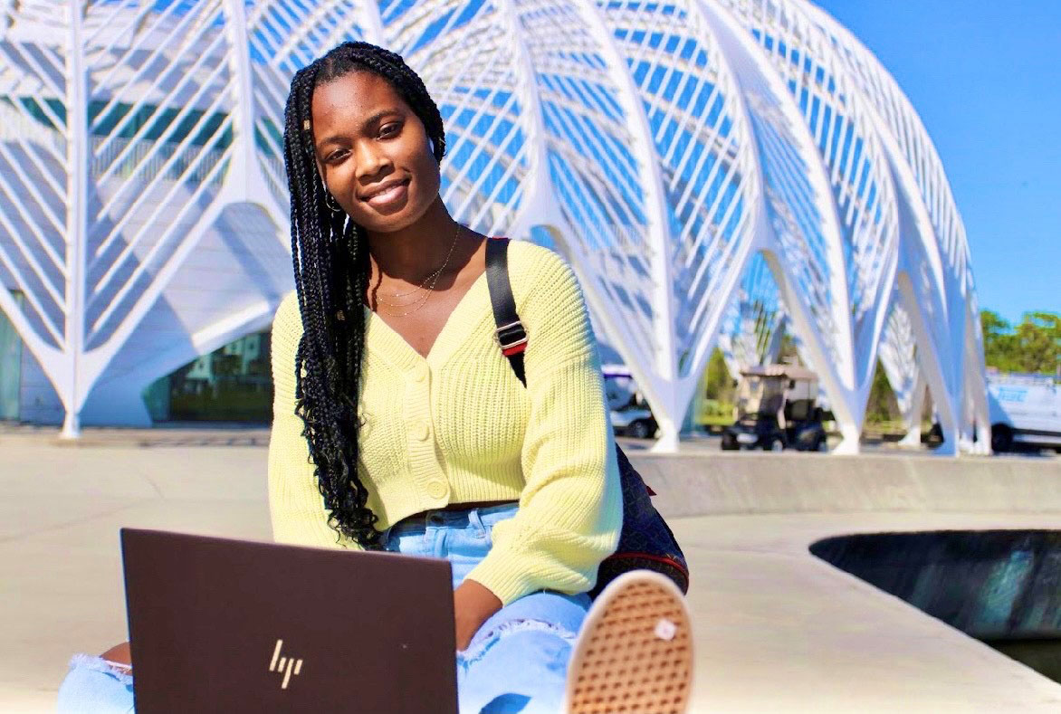 Florida Poly student ready to embark on business-focused life