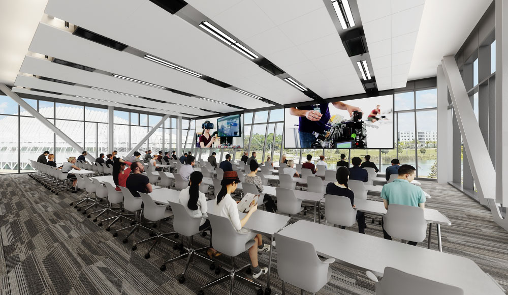 Fully funded, Florida Poly's new research building moves full steam ahead
