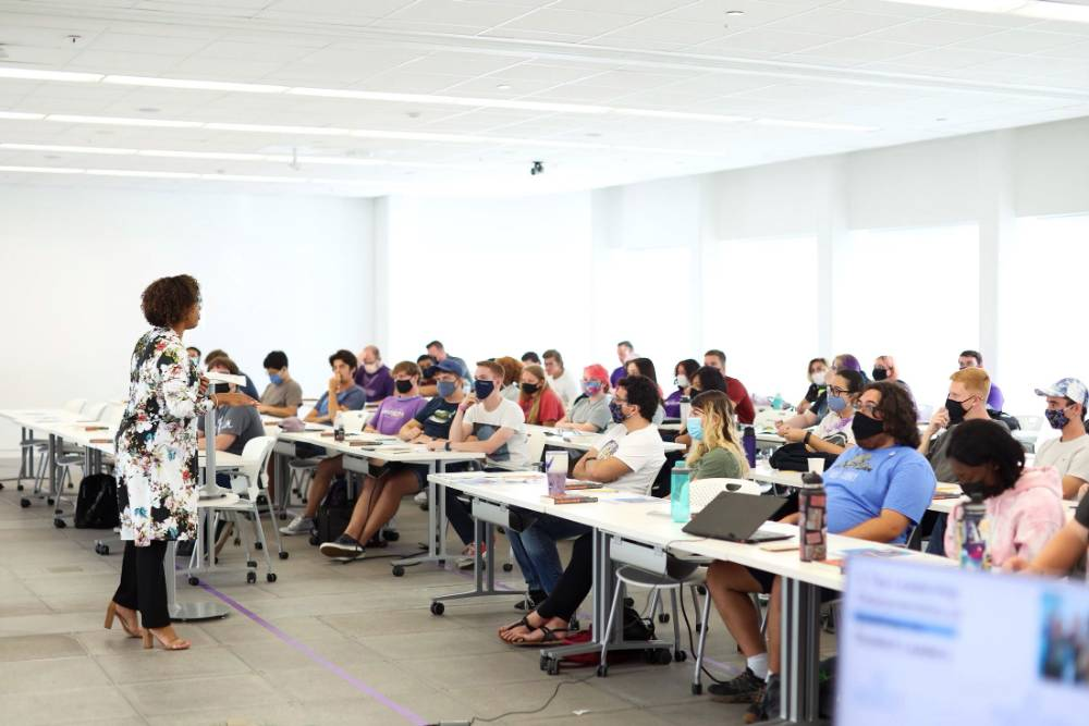 Student leadership takes center stage at weeklong U Lead events