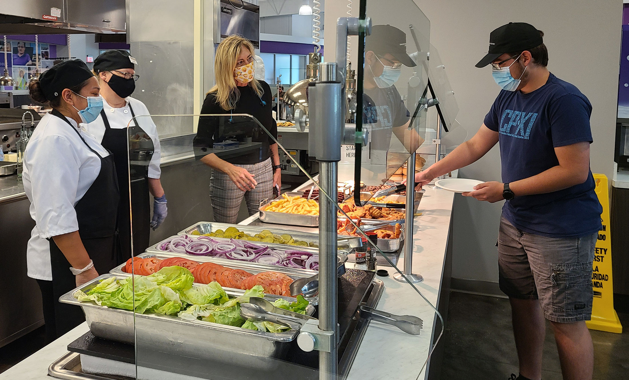 New dining options, leadership invigorate campus food choices