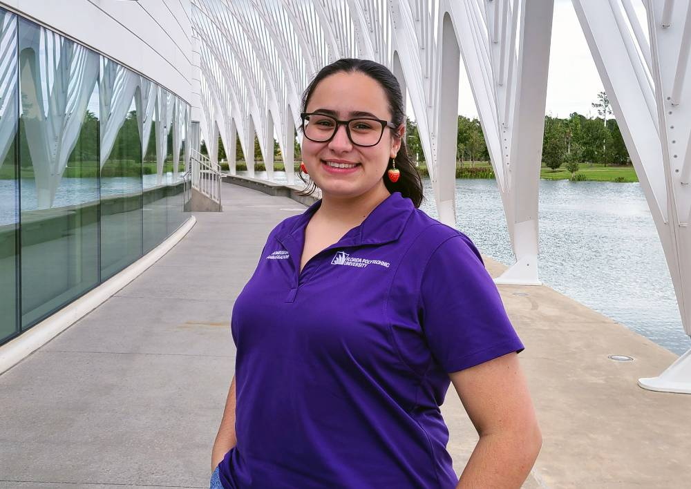 Family values and Hispanic culture inspire sophomore's drive for success