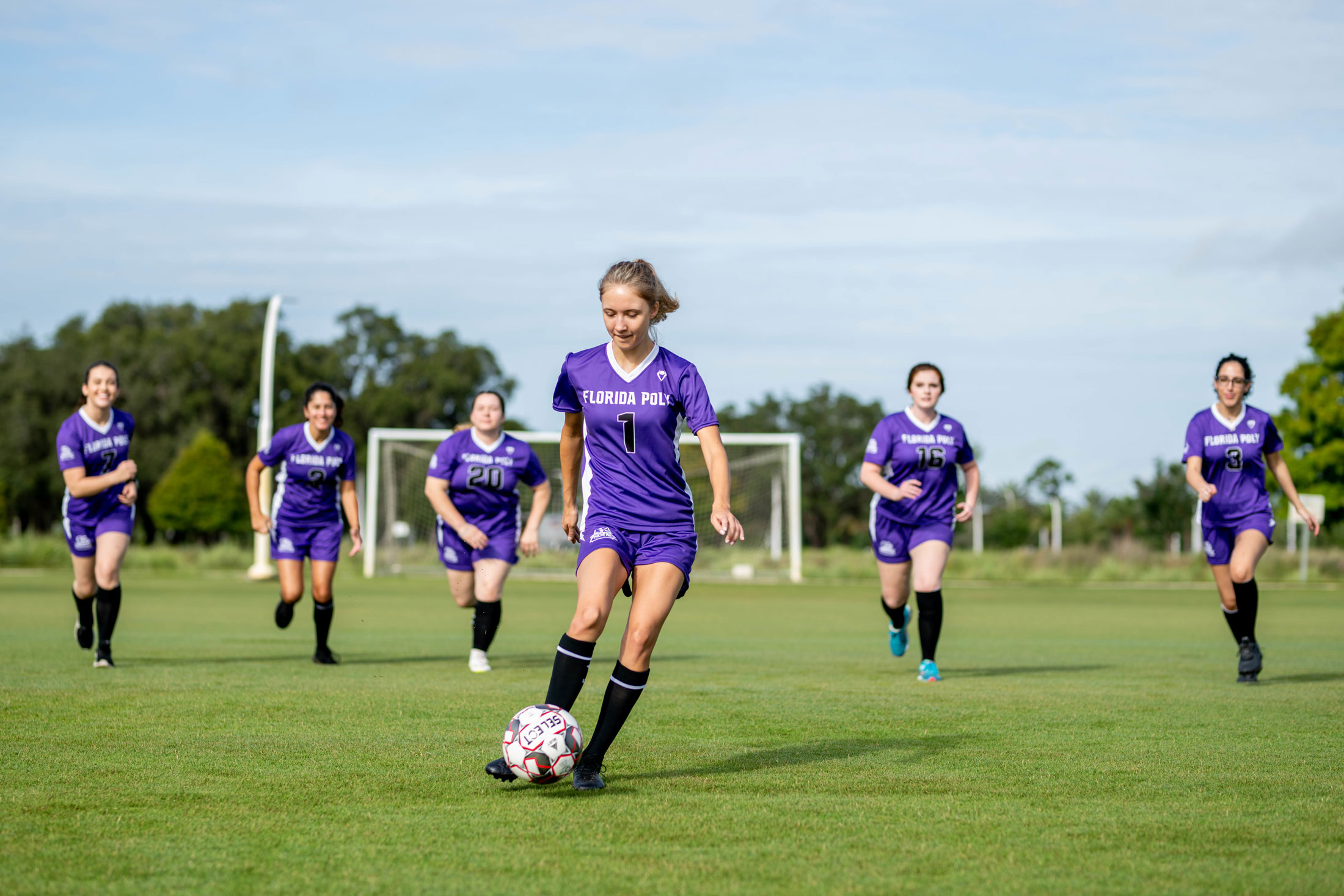Florida Poly launches new Women's Club Soccer team
