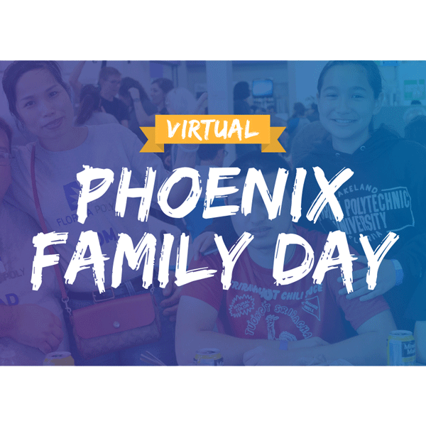 Virtual fun brings Florida Poly together on Phoenix Family Day