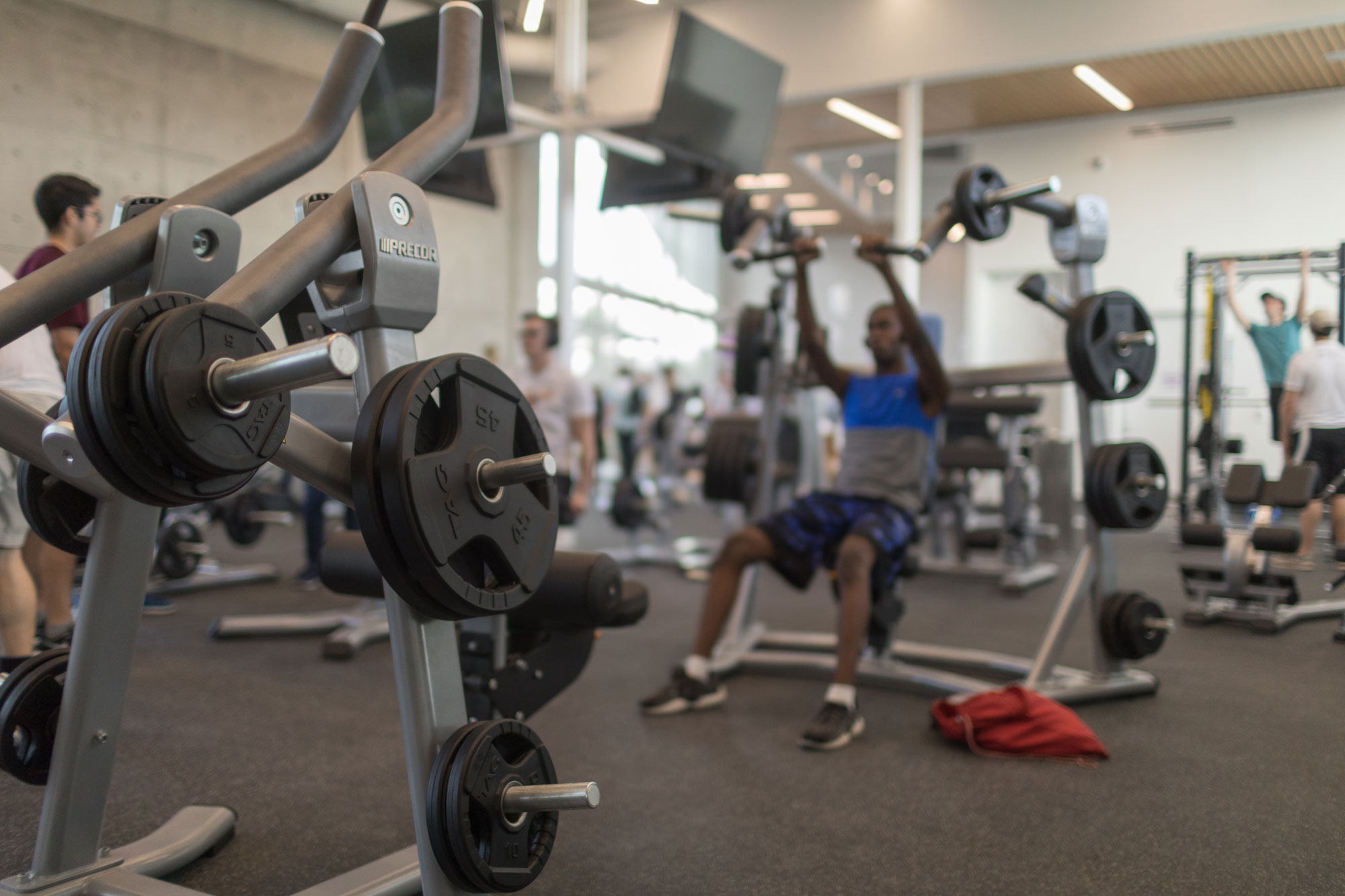 Fitness Center - Florida Polytechnic University