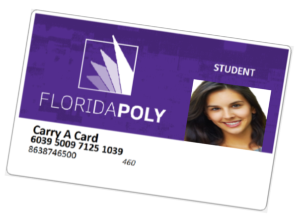 an example of what a university ID card looks like