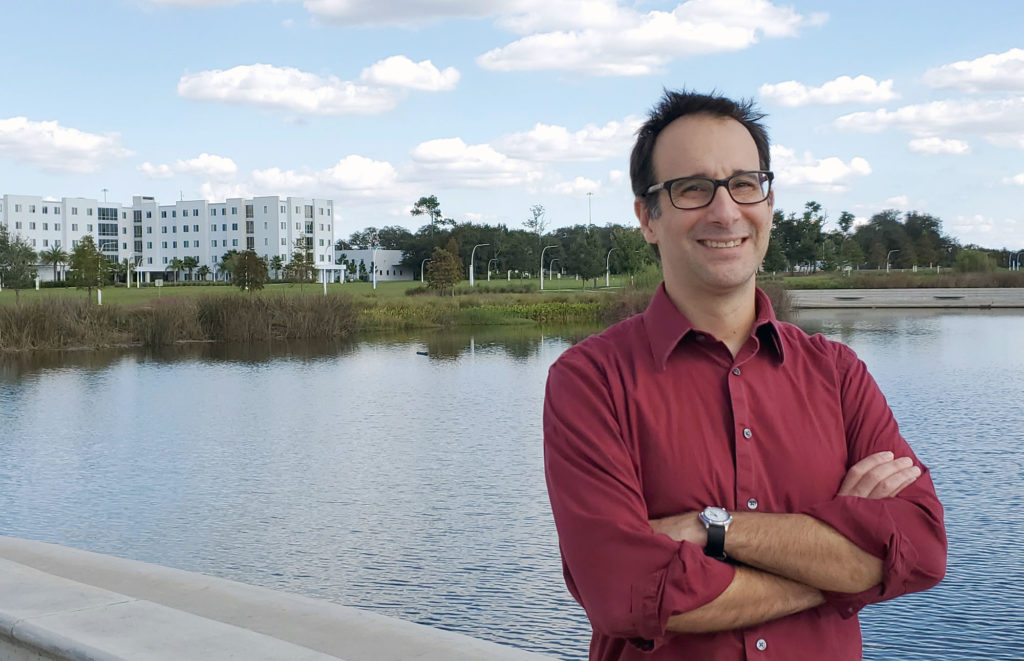 "Dr. Wylie Lenz, chair of the department of arts, humanities, and social sciences at Florida Polytechnic University, said he is excited the University is offering students a new applied liberal studies certificate. The certificate will provide students with a stronger base in communications, critical thinking, and other ""soft skills"" desired by employers."