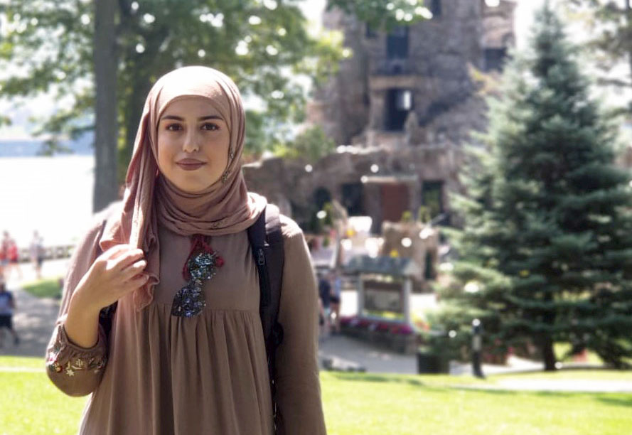 Zunbaidah Sabah, a Fulbright Scholar from Iraq, will begin her graduate studies at Florida Polytechnic University this fall.