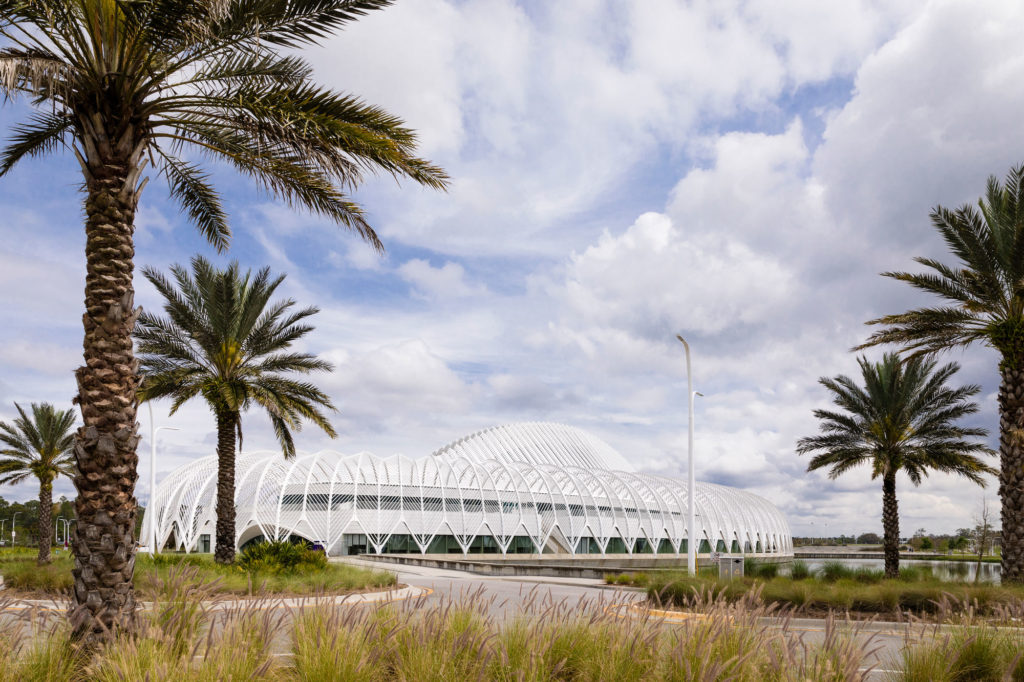 Florida Polytechnic University will host the first Girl Scouts Camp CEO STEM on July 26-28, when participants will stay two nights in the Residence Hall on campus and enjoy two full days of STEM-related activities.