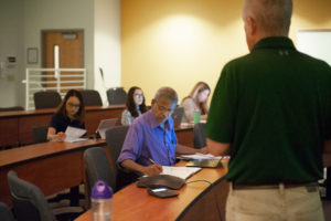 Florida Polytechnic University faculty and staff attend a Six Sigma Green Belt course to sharpen problem solving and process improvement skills.