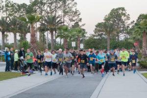 Florida Poly Pi Run