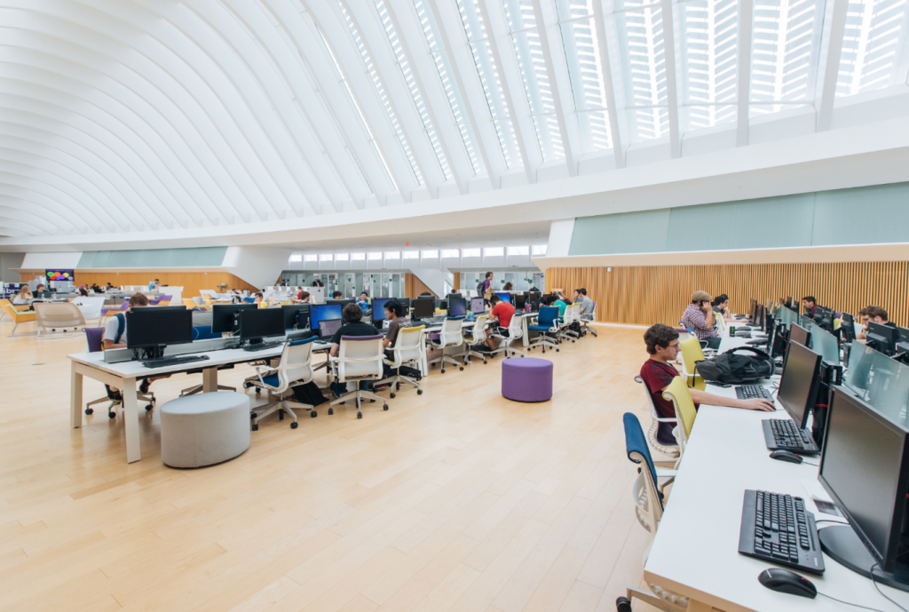 Florida Polytechnic University Bookless Library
