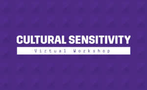 Cultural sensitivity graphic.