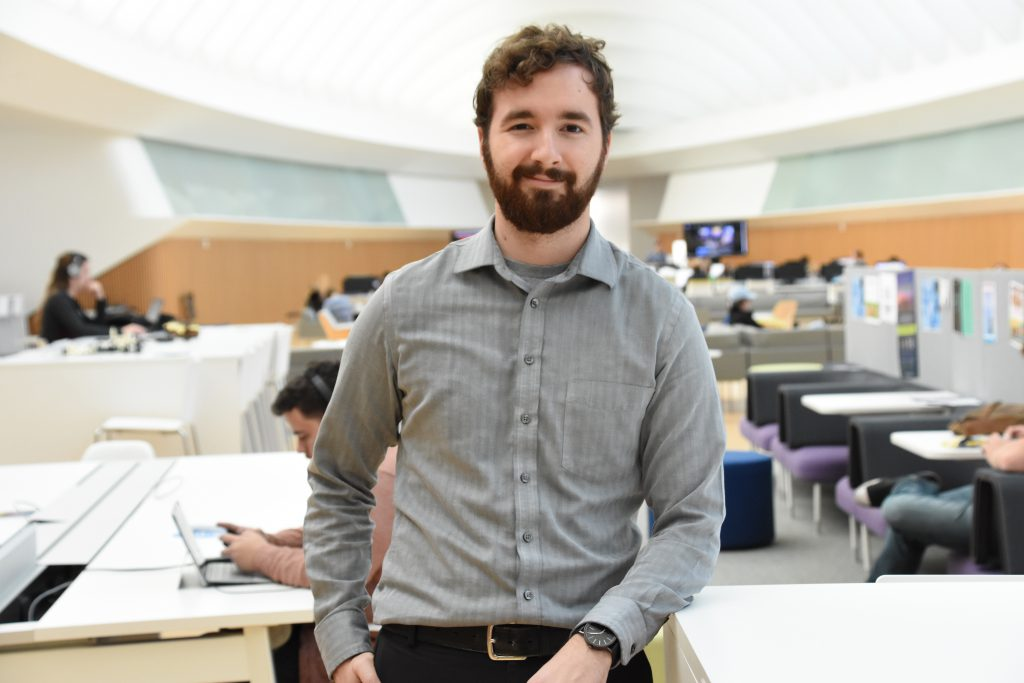 For Calvin Ingram, a mechanical engineering senior at Florida Polytechnic University, the idea of beginning his college experience as part of the university's inaugural graduating class was one emotion only: excitement.