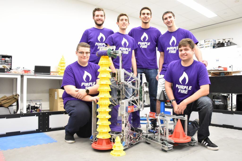 Purple Fire VEX Robotics Team