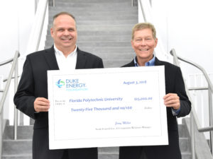 Duke Energy Give 25K Scholarship