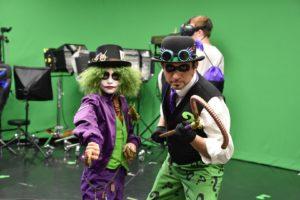 The Joker at Florida Poly Con