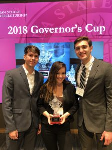 A team of students from Florida Polytechnic University impressed the judges at the 2018 Governor's Cup and won third place
