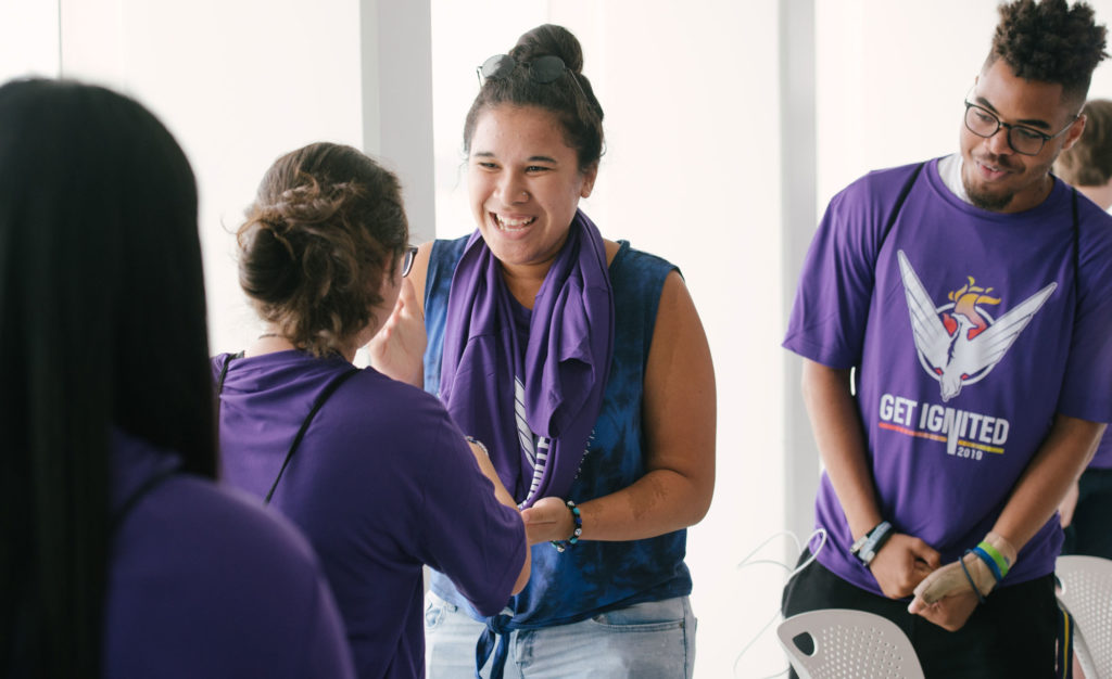 New students are getting to know their new peers and the Florida Polytechnic University campus during orientation held August 19-20. Classes begin Wednesday, August 21.
