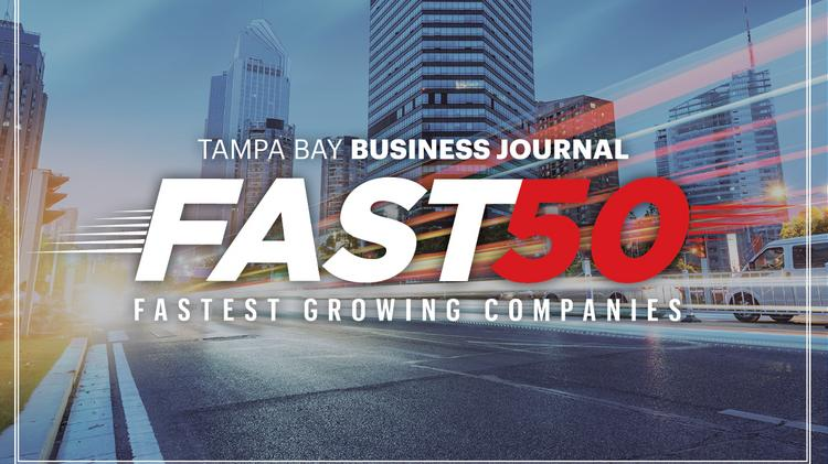 Fast50 Tampa Bay Companies