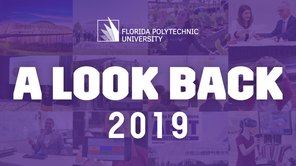 2019 look back graphic